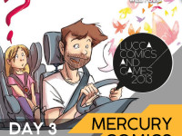 Mercury Comics - Day 3 - 2 novembre 2013