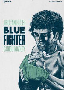 Blue fighter