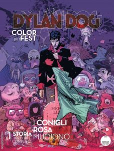 Dylan Dog color fest 25