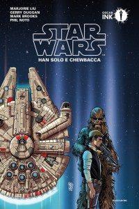 Han Solo e Chewbacca Oscar Ink
