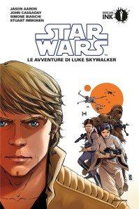 Luke Skywalker Oscar Ink