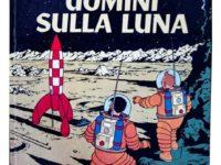 Tin Tin sulla Luna