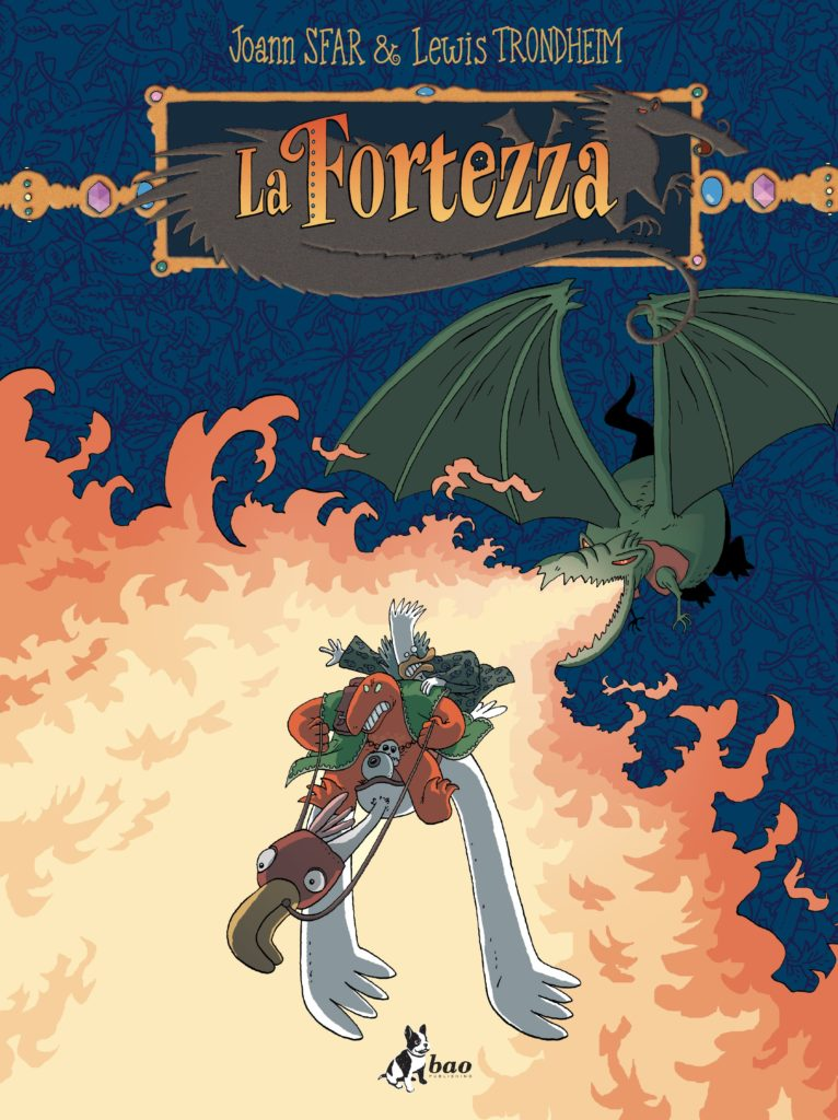La fortezza - volume 1