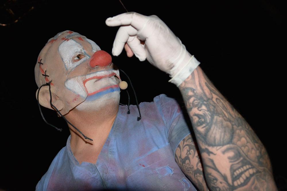 Speciale Psychiatric Circus: il circo della follia